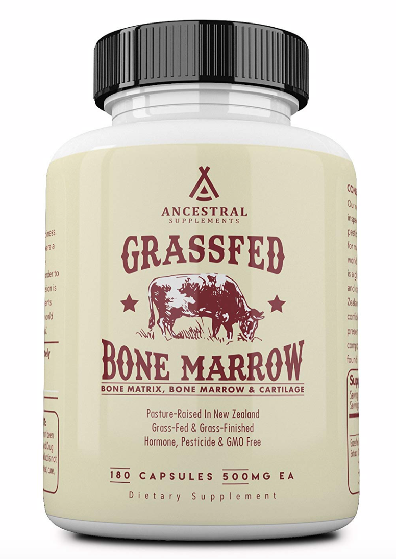 grassfed bone marrow stem cell supplement
